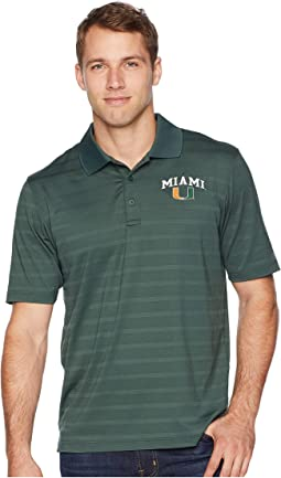 Miami Hurricanes Solid Polo