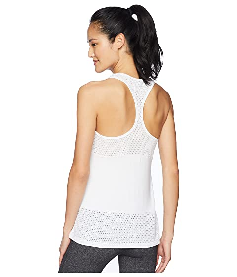 Top Mesh Racerback Yoga Me Blanco Up Tank Beyond CaxYz