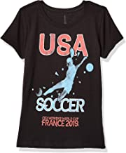 FIFA WWC France 2019 US Shooters Youth Girl's Tee Shirt