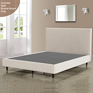 Spinal Solution Foundation/Bunkie Board, Queen, Grey