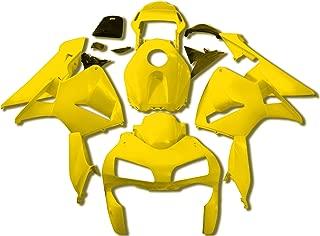 Yana Shiki BKH203YLW Yellow ABS Plastic Full Body Fairing Kit