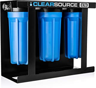 Clearsource Ultra Three Canister Premium RV Water Filter System
