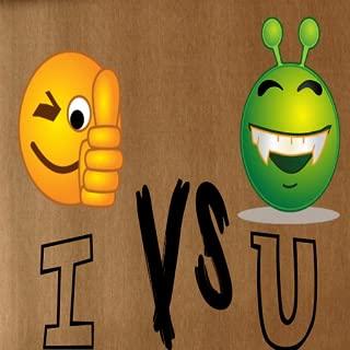 I vs U:Fence Fight