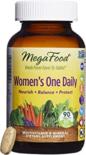 Megafood, Women's One Daily CA Blend, 90 Count