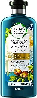 بلسم شعر بزيت الأرجان المغربي لتجديد وإصلاح الشعر من هربال اسينسز 400 مل