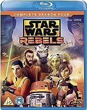 Star Wars Rebels - Season 4 [Blu-ray]