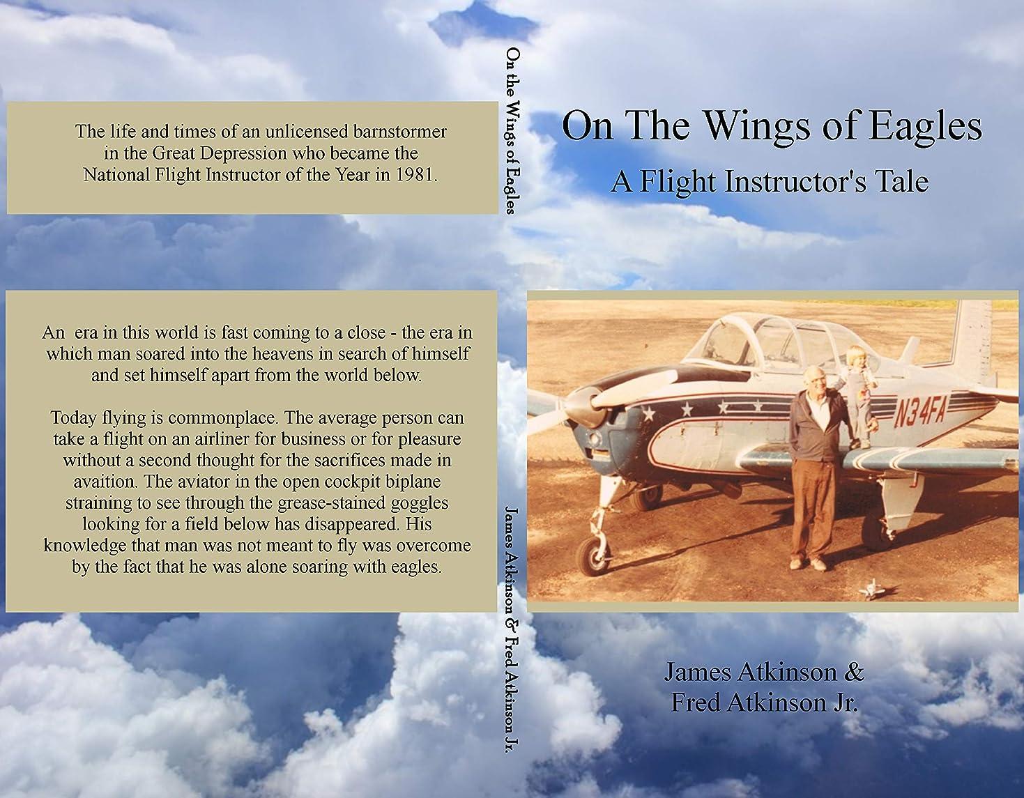 彼女は先住民藤色On The Wings Of Eagles (English Edition)