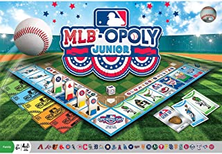 MasterPieces MLB-Opoly Junior