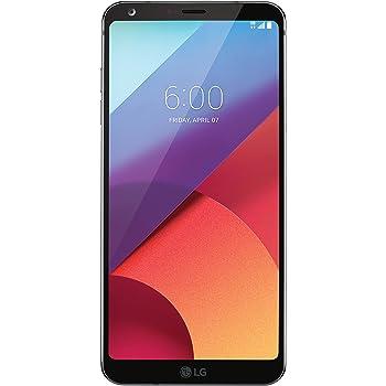 LG G6 - 32 GB - Unlocked (AT&T/T-Mobile/Verizon) - Black