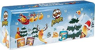 Pringles Chips-Adventskalender Modell Hellblau, 1er Pack 1 x 1.11 kg