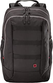 Wenger 604429 Roadjumper Essential Laptop Backpack, Black