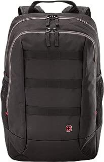 Wenger 604429 Roadjumper Essential Laptop Backpack, Black