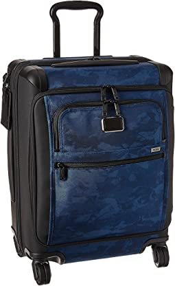 Alpha Continental Expandable 4 Wheeled Front Lid Carry-On