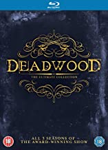 DEADWOOD - The Ultimate Collection Region Free