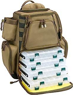 Piscifun Fishing Tackle Backpack Large Waterproof Tackle...