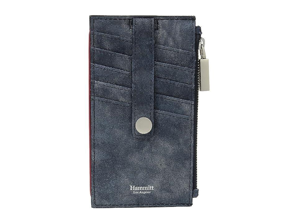 cd5746e801 Hammitt 210 West (Juniper Buffed Brushed Silver) Handbags