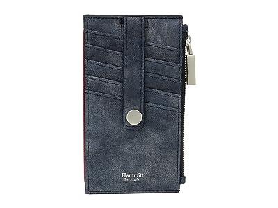 Hammitt 210 West (Juniper Buffed/Brushed Silver) Handbags
