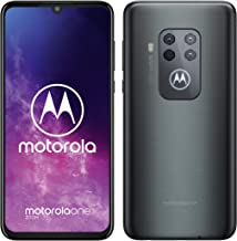Motorola One Zoom Dual-SIM 128GB (GSM Only, No CDMA) Factory Unlocked 4G/LTE Smartphone (Electric...