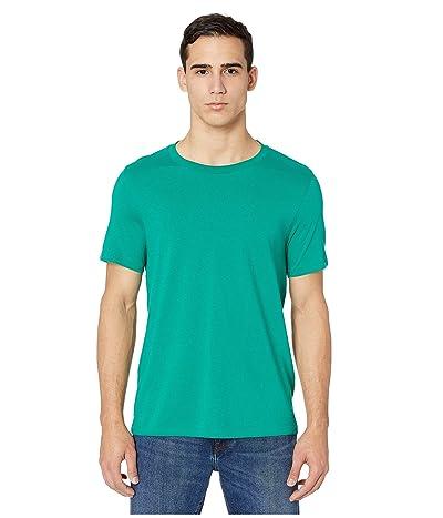 Alternative Heavy Wash Jersey Outsider Tee (Green) Men