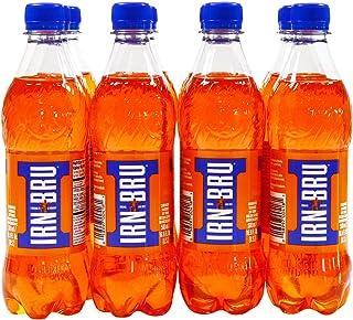 IRN BRU Soda - Made in Scotland - 500 ml Bottle - 12 Pack