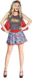 Fun World Costumes Women's Comic Book Cutie Adult Costume