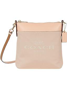COACH Jacquard Kitt,GD/Faded Blush