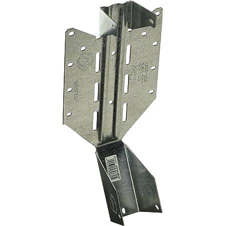 Simpson Strong-Tie LSSU210 adjustable rafter tie light slopeable//skewable U hang