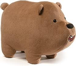 GUND We Bare Bears Grizz Stuffed Animal Plush, 12