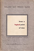 From a Logical Point of View 2e Revised
