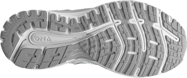 Brooks Woherrar Adrenaline GTS 18 vit  vit    grå 5.5 B USA  kreditgaranti