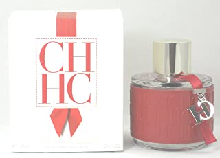 Carolina Herrera 'CH' Eau De Toilette Spray For Women, 3.4 Ounce