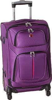 """SwissGear 21"""" Luggage/Purple/Pink"""