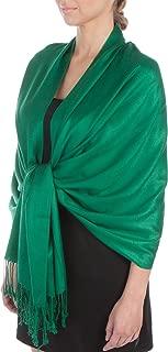 Best green pashmina shawl Reviews