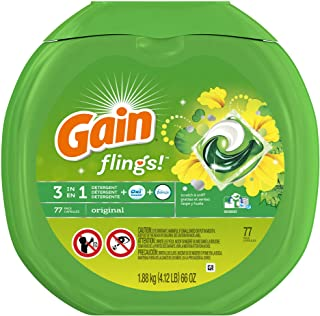 Gain Flings Original 77 Count