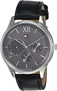 Tommy Hilfiger Analog Grey Dial Men's Watch-TH1791417