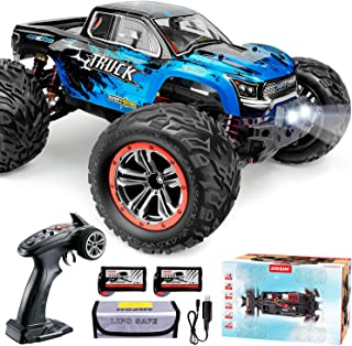 Hosim RC Cars 1:12 4WD 46KM/H High Speed Remote Control Car RC Monster Truck for Kids Adults, All Terrain Offroad Car 40+ ...