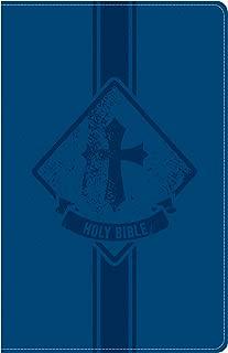 KJV Kids Bible, Royal Blue LeatherTouch