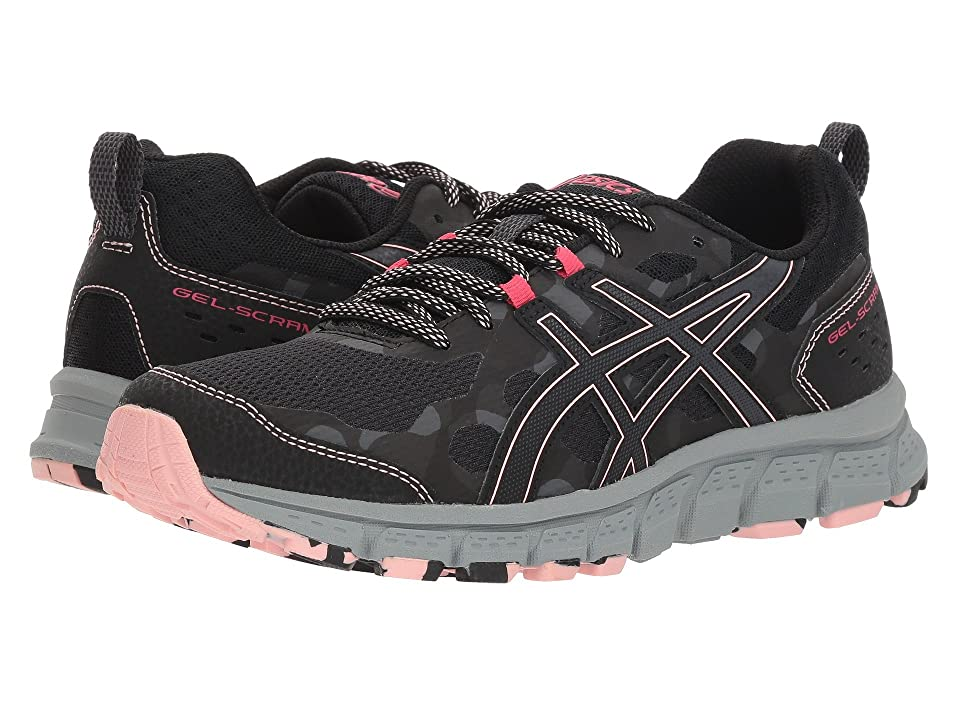 ASICS GEL-Scram 4 (Black/Dark Grey) Women