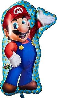Anagram 32010 Mario Bros. Foil Balloon, 33