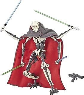 Star Wars The Black Series 6-inch General Grievous Figure