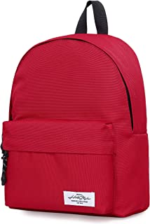 SIMPLAY+ 12 Small Backpack for Girls & Women, Mini Classic Bookbag Cute for Everyday, 12.9x9.4x4.3in