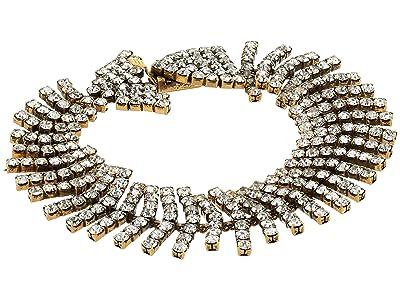 J.Crew Bonefish Pave Bracelet (Crystal) Bracelet