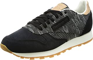 Reebok Men's Cl Ebk Leather Sneakers