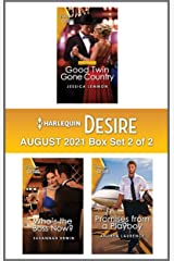 Harlequin Desire August 2021 - Box 2 of 2 Kindle Edition