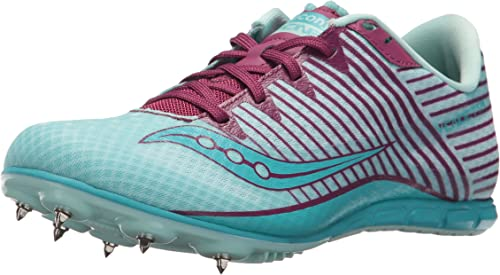 Saucony Wohommes Vendetta 2 Track and Field chaussures, bleu violet, 10 Medium US