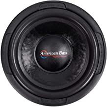 American Bass Usa TNT 1244 1200W Max Dual 4Ω 12