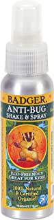 Badger Anti-Bug Repellent Shake & Spray - 2.7 oz