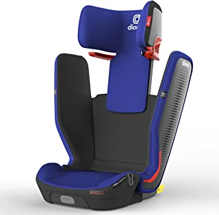 Diono Monterey 5iST FixSafe Latch High Back Booster Car Seat
