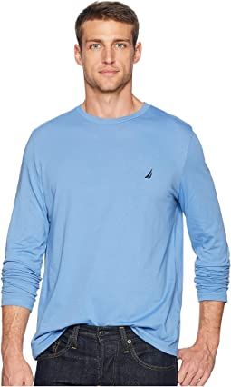 Solid Long Sleeve Tee