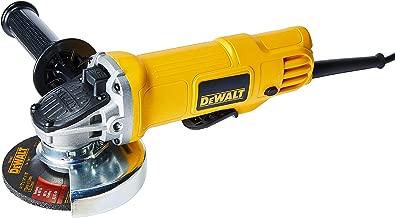 Esmerilhadeira Angular,  DeWalt,  DWE4120BR,  Amarelo e Preto